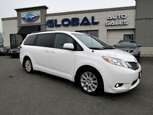 2014 Toyota Sienna XLE FWD 7-Passenger V6 LEATHER SUNROOF