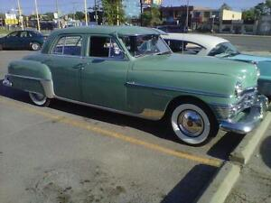 1950 CHRYSLER NEW YORKER - FROM USA - NO RUST - MAY TRADE