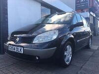 Renault Scenic 1.5 dCi Dynamique 5dr ONLY 84409 GENUINE MILES