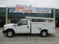 2014 Ford F-350 SRW 8' Utility Truck