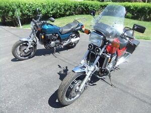 Honda Sabre's for Sale as a pair, $4500