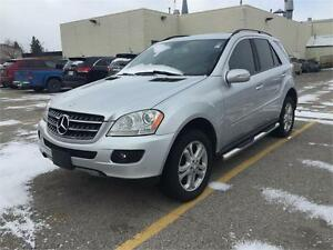 2008 Mercedes-Benz M-Class CDI/NAV,B-UP CAM,SUNROOF, NO ACCIDENT