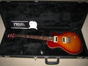2004 PRS SC Trem '10 Top' with 'Birds' Made in the USA