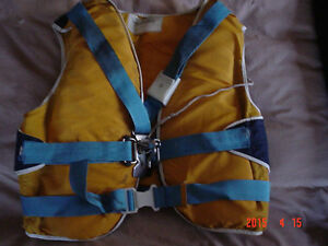 windsurfer life jacket