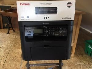 Canon B/W Laser Printer c/w spare cartridge