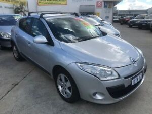 2011 Renault Megane III B32 Dynamique Silver 6 Speed Constant Variable Hatchback Welshpool Canning Area Preview