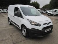 Ford Transit Connect 200 L1 1.6 Tdci 75Ps Van DIESEL MANUAL WHITE (2014)