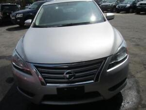 NISSAN SENTRA 2014 4 DOORS AUTO FULL LOAD WARRANTY