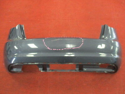 09 10 11 12 13 AUDI A3 REAR BUMPER COVER OEM USED 2009 2010 2011 2012 2013