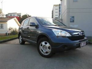 2009 Honda CR-V RE MY2007 4WD Grey 5 Speed Automatic Wagon Southport Gold Coast City Preview