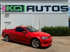 2009 Holden Ute VE MY09.5 SV6 Red 5 Speed Sports Automatic Utility Durack Palmerston Area Preview