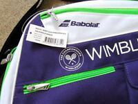 2016 Wimbledon Laptop Bag by Babolat - Unused