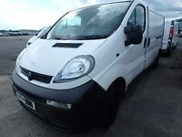 vauxhall vivaro for sale, not a clean body but good engine