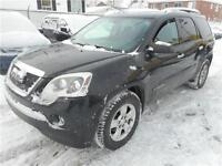 GMC ACADIA SLE 2008 ( 8 PASSAGERS, ON STAR )