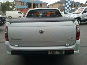 2007 Holden Crewman VZ MY06 Upgrade S White 6 Speed Manual Crewcab Greenacre Bankstown Area Preview