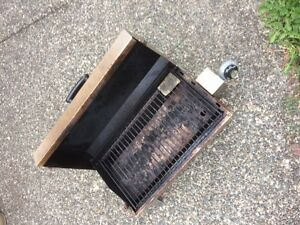 Stainless BBQ - For camping or boating