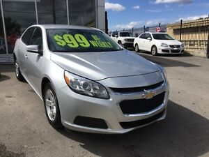 2015 Chevrolet Malibu LT    Why buy new while you can save big