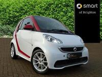 smart fortwo coupe PASSION MHD (white) 2013-12-16