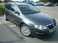 2010 diesel Volkswagen Passat estate 2.0TDI CR Highline 200879 miles Shrewsbury