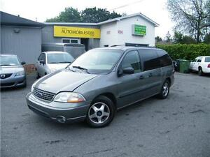 2003 Ford Windstar LX Value . MAGS