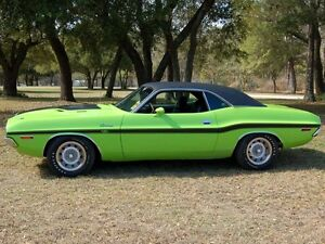 Wanted - 1970 Dodge Challenger 1971