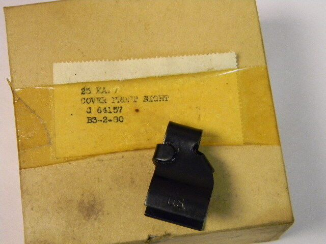REMINGTON FRONT SIGHT COVER FOR SPRINGFIELD  RIFLE