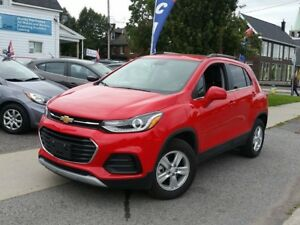 2017 Chevrolet Trax LT AWD, 0 DOWN $73 WEEKLY!