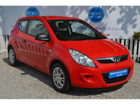 HYUNDAI I20 Can't get car finance? Bad credit, unemployed? We can help!