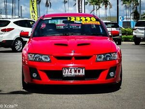 2005 Holden Special Vehicles Maloo Z Series SE Red 6 Speed Manual Utility Garbutt Townsville City Preview