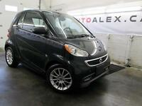 2013 Smart fortwo Passion NAVIGATION TOIT PANORAMIQUE 67,000KM