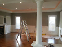 EUROPEAN PAINTING  & RENOVATIONS TEAM LOOKING FOR NEW CLIENT