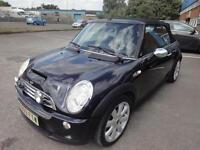 LHD 2007 Mini Cooper S Cabriolet 2 Door. SPANISH REGISTERED