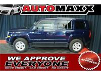 2014 Jeep Patriot North $135 Bi-Weekly! APPLY NOW DRIVE NOW!