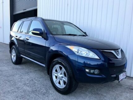 2011 Great Wall X240 CC6461KY Blue 5 Speed Manual Wagon Molendinar Gold Coast City Preview