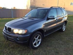 2003 BMW X5 AWD $5995 certified