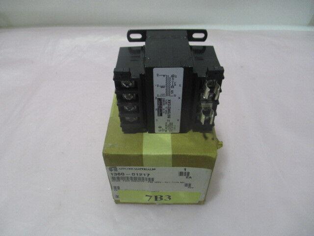 AMAT 1360-01217 Transformer, B075MQ15XK, XFMR PWR 208/277V-PRI, 120V-SEC, 417534