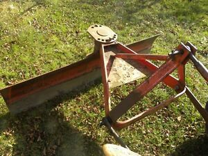 6'  3 point hitch blade  for Tractor