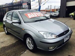 2004 Ford Focus LR LX 4 Speed Automatic Hatchback Brooklyn Brimbank Area Preview
