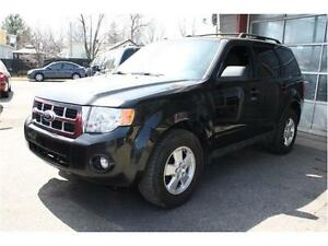 2011 FORD ESCAPE XLT AWD (4X4) GARANTIE 12 MOIS