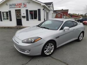 2008 Hyundai Tiburon GS w/Sport Pkg Only 91000km! Clean Car