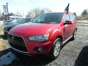 2010 Mitsubishi Outlander 4WD 4dr, GT, Toit Ouvrant, Cuir
