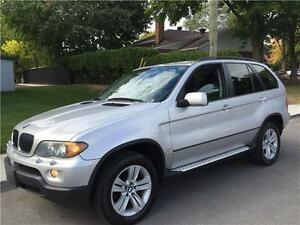 2006 BMW X5 3.0l Executive Edition/TOIT PANO/PARC ASSIST 6950$