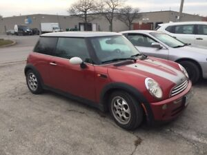 2006 Mini Cooper (SAFETY included)