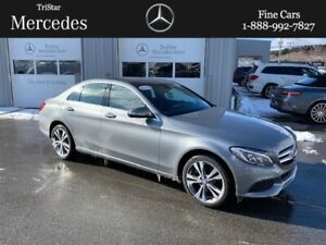 2015 Mercedes Benz C-Class 4MATIC Sedan