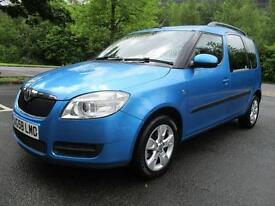 Skoda Roomster 2 TDi Mpv (multi-Purpose Vehicle) DIESEL MANUAL 2008/58