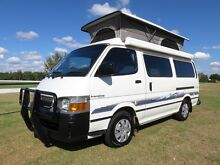2002 Toyota Hiace Campervan – LOW KMS – AUTO Glendenning Blacktown Area Preview