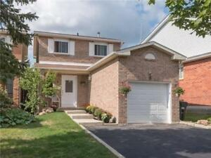 Brick 2 Storey Home W/ Separate Side Entrance