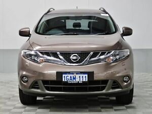 2013 Nissan Murano Z51 MY12 ST Bronze Continuous Variable Wagon Morley Bayswater Area Preview