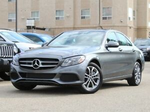 2017 Mercedes-Benz C-Class C 300 4Matic Sedan CLEARANCE PRICED