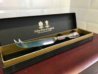 Silverplated Arthur Price Old English Cutlery - Cheese Knife. Vintage Jesmond Range